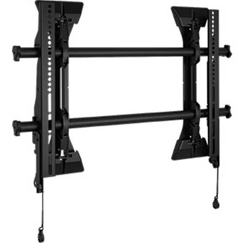 Chief Fusion Wall Fixed MSM1U Wall Mount for Flat Panel Display - Black