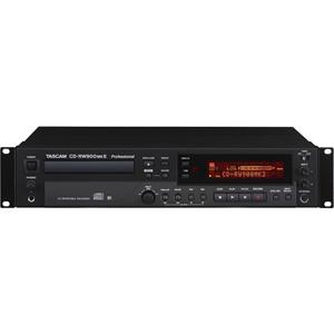 TASCAM CD Recorder/Player CD-RW900MKII