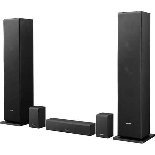 Sony SS-CS3 3-way Floor Standing Speaker - Black
