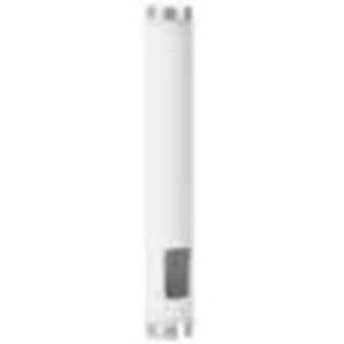 Peerless-AV EXT102 Mounting Extension for Projector, Digital Signage Display - White