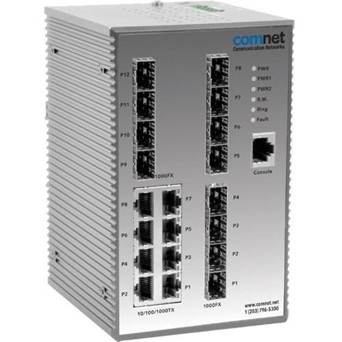 ComNet 20-Port Managed Gigabit Switch