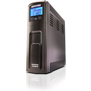 Minuteman 1000VA Line Interactive UPS with 10 Outlets