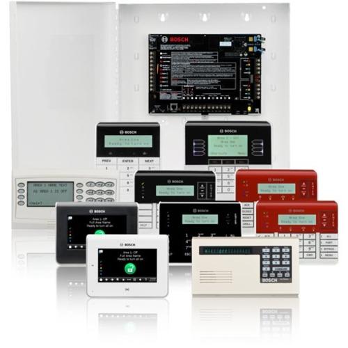 Bosch B8512G Control Panel