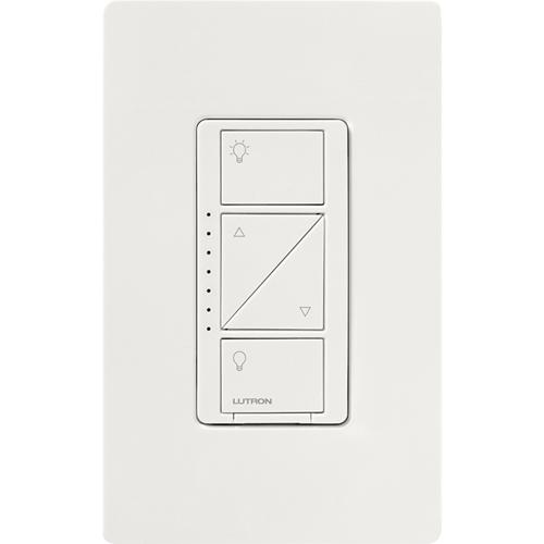 Lutron Caséta PD-10NXD-WH Hard Wire Dimmer