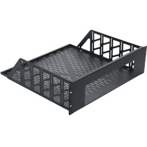 "Middle Atlantic Custom McIntosh Shelf, 5 RU, 15.5""D, Anodized"