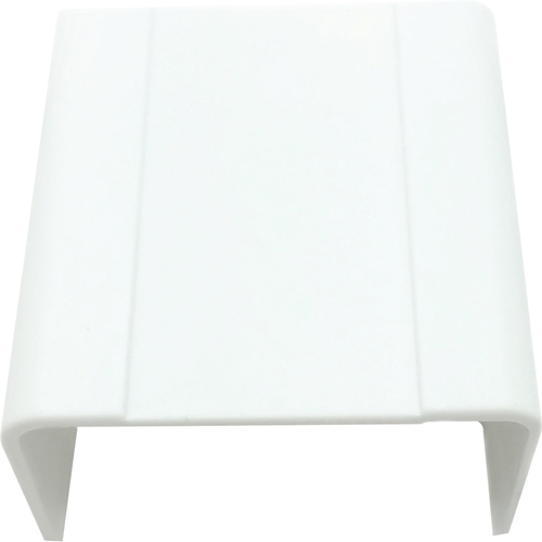"W Box 3/4"" X 1/2"" Joint Cover White 4 Pack"