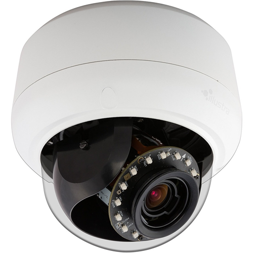 American Dynamics IPS05D2ISWIY 5 Megapixel Network Camera - Dome