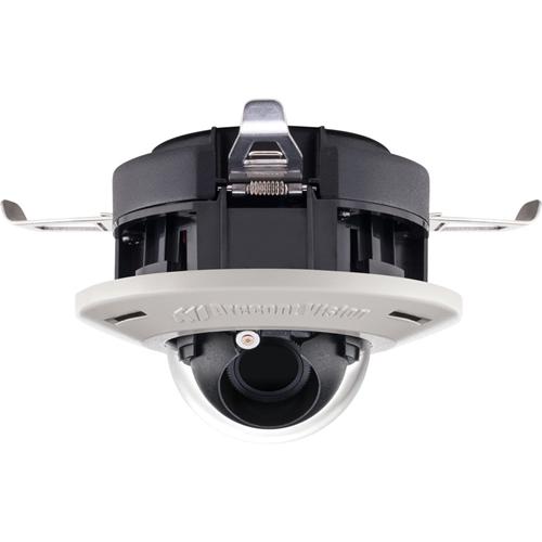 Arecont Vision MicroDome AV3555DN-F-NL 3 Megapixel Network Camera - Dome