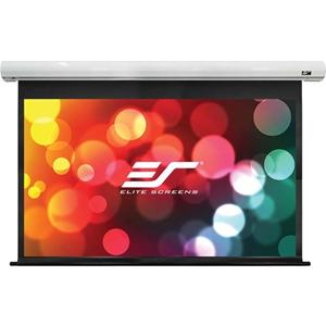 "Elite Screens Saker SK180XHW2-E12 180"" Electric Projection Screen"