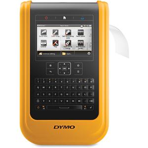 XTL 500 Label Maker Kit, Yellow/Black