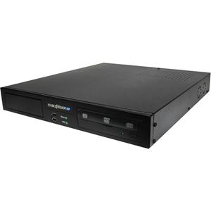 2TB IP 1.5U RECORDER W/ 4IP CAM LICS 24MAX