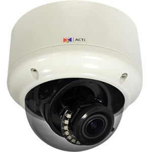 ACTi A81 3 Megapixel Network Camera - Dome
