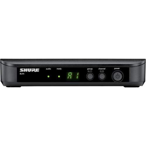 Shure BLX4 Wireless Receiver for BLX Wireless System