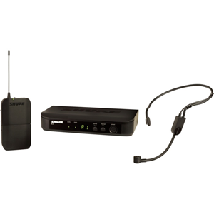 Shure BLX14/PGA31 Wireless Headset System with PGA31 Headset