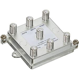 Leviton 6-Way Passive Video Splitter (2 GHz)