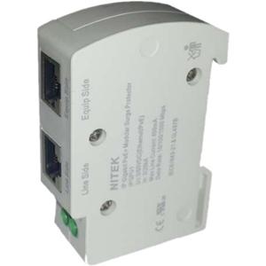 NITEK IPGPU1 Modular Gigabit Surge Protector
