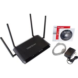 TRENDnet TEW-827DRU IEEE 802.11ac Ethernet Wireless Router