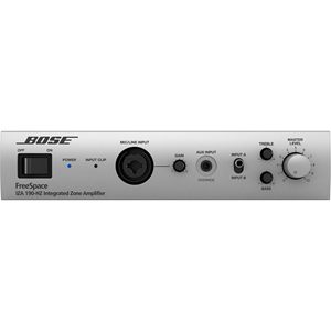 Bose FreeSpace IZA 190-HZ Amplifier - 100 W RMS - 2 Channel