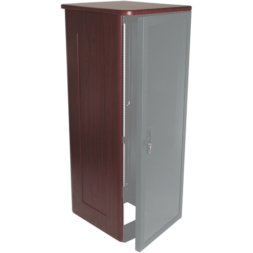 Middle Atlantic 14 RU Wood Top and Side Panels for for 20 Inch Racks