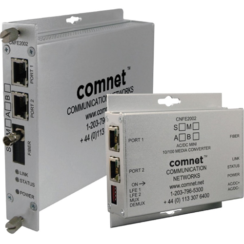 2TX TO 1 FX 100MBPS SC     CONNECTOR MM 2 FBR