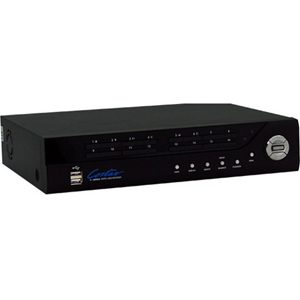 "Costar ET Series, 8 Channel DVR ""HD over Coax"" Recorder, 2TB"
