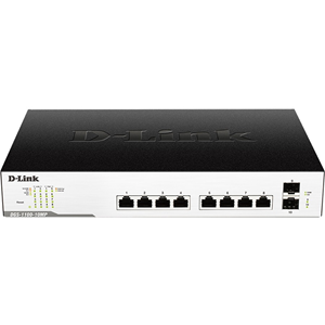 D-Link DGS-1100-10MP Ethernet Switch