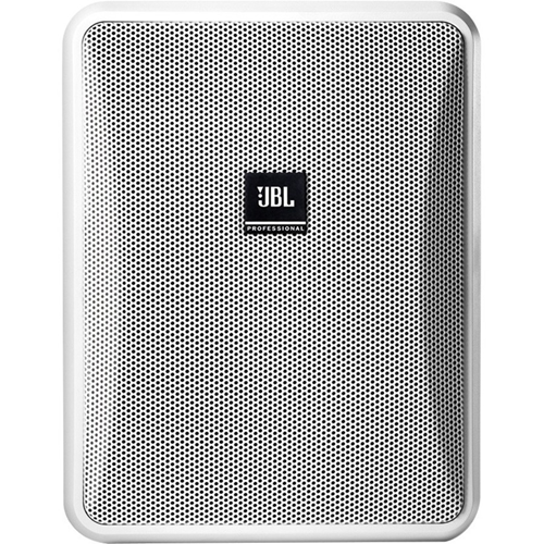 JBL Professional Control Control 25-1 2-way Indoor/Outdoor Wall Mountable Speaker - 200 W RMS - White