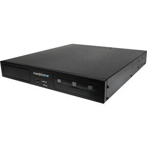IP 1.5U RECORDER W/4 IP LIC(24MAX)&REMOVABLEDR12TB