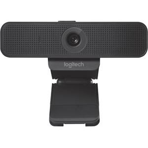 C925e Webcam, w/Built-in Stereo Microphones, BK