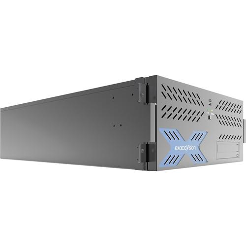 IP 4U RECORDER WITH 4 IP CAMERAS LICENSES (64 MAX)