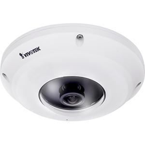 Vivotek FE9381-EHV 5 Megapixel Network Camera - Dome