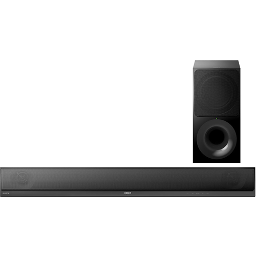 Sony HT-CT790 2.1 Bluetooth Speaker System - 330 W RMS - Black