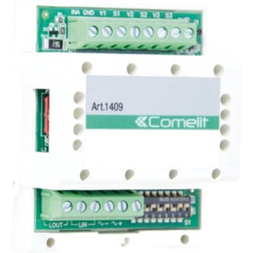 Comelit Accessory for Remote Colour Cameras, 2-wire System