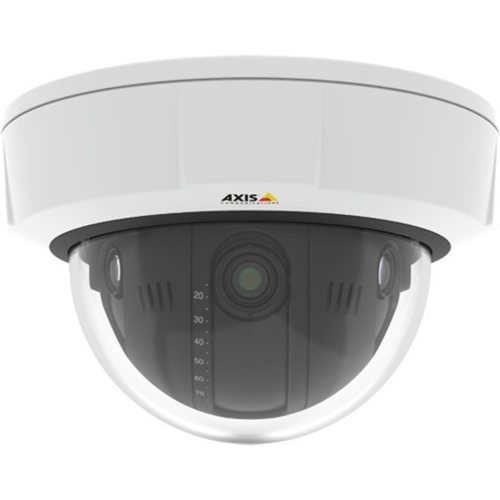 AXIS Q3708-PVE 15 Megapixel Network Camera - Dome
