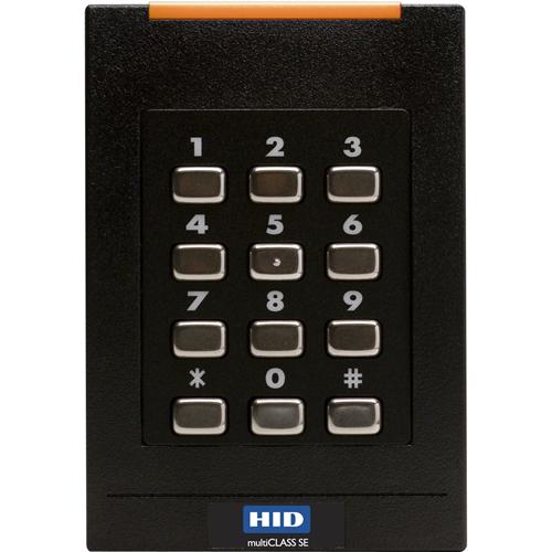 HID iCLASS SE RPK40 Smart Card Reader