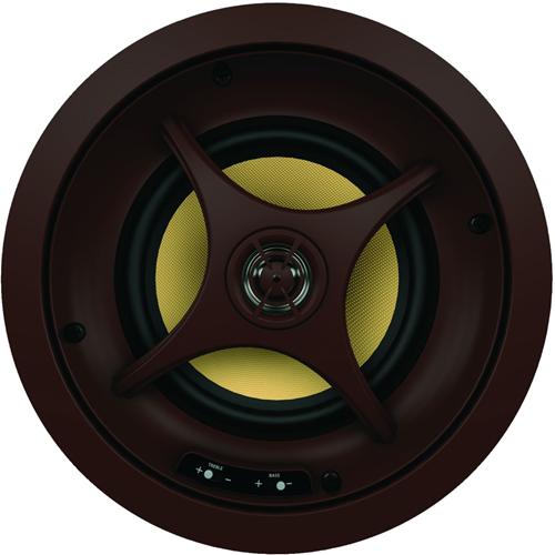 Proficient Audio C695S In-ceiling Speaker - 150 W RMS - Dark Brown