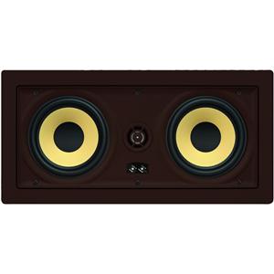 Proficient Audio IW575S In-wall Speaker - 125 W RMS - Dark Brown