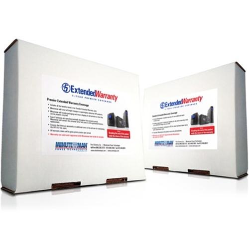 Minuteman Entrepid EP500LCD 500VA Tower UPS