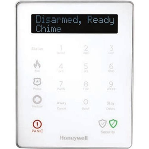 Honeywell Home SiX Two-Way Wireless Keypad