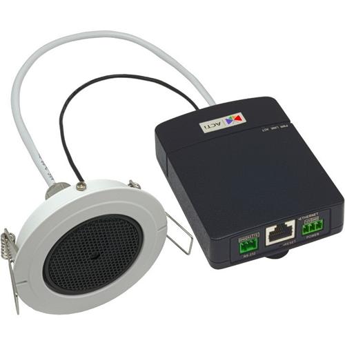 ACTi Q112-K1 5 Megapixel Network Camera - Height Strip