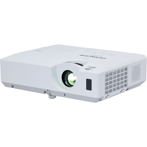 4000 ANSI Lumens, WXGA 1280X800 LCD Projector