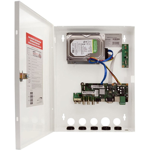 Speco 16 Channel IP, HD-TVI & Analog Full Hybrid Recorder