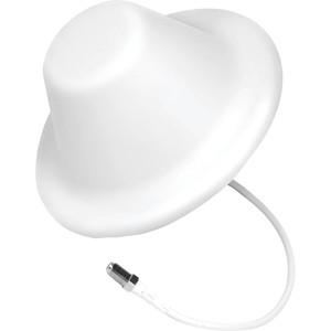 WeBoost 4G LTE/ 3G High Performance Wide-Band Dome Ceiling Antenna (F-Female)