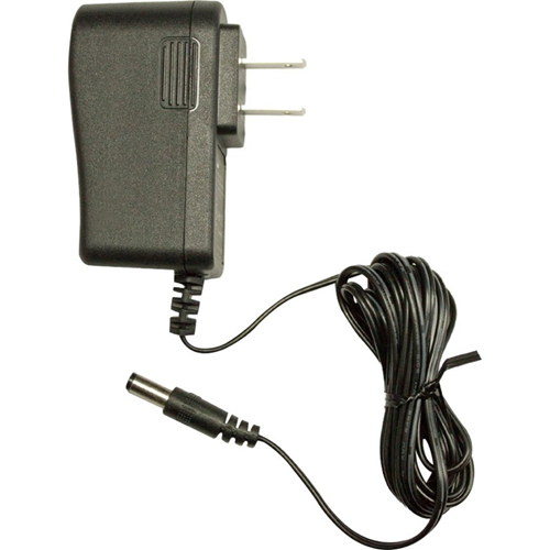 W Box 12VDC, 500 Milliamp 6' Cord With 2.1MM Plug
