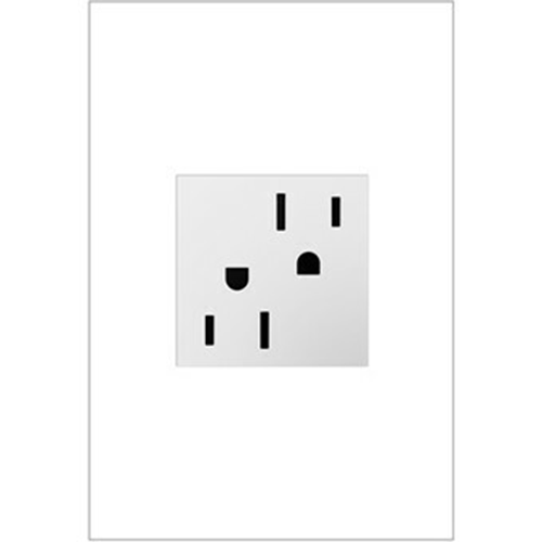 On-Q Outlet, 15A, Magnesium