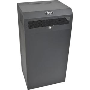 Tripp Lite 12U Wallmount Low Profile Vertical Rack Enclosure Server Cabinet