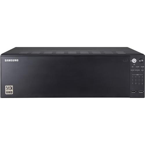 Wisenet 64CH 4K 400Mbps H.265 NVR
