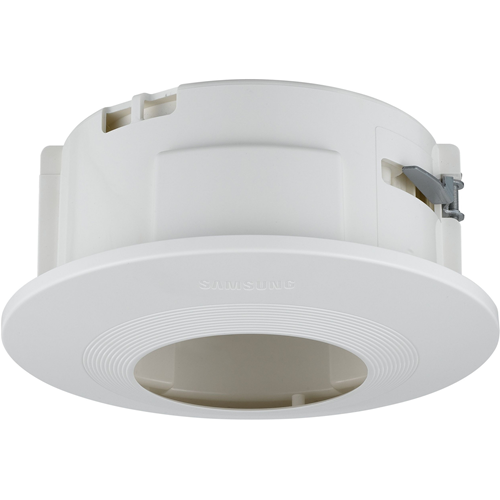Hanwha Ceiling Mount for Network Camera - Ivory