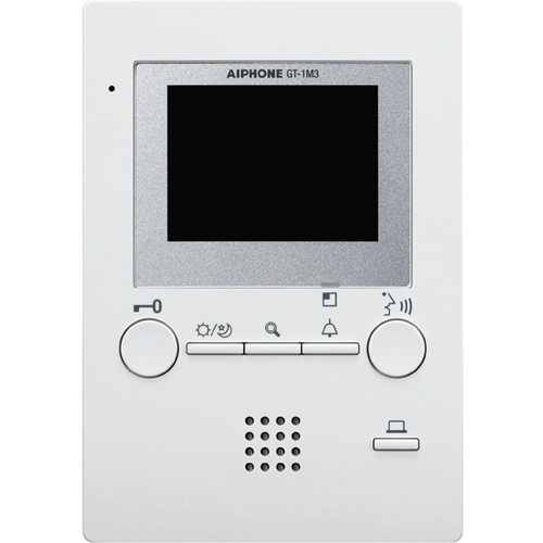 "Aiphone GT-1M3 3.5"" Video Tenant Station"