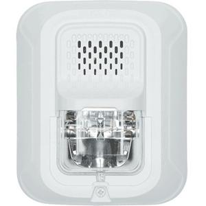 System Sensor Chime Strobe, Wall, White